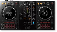 2-channel DJ controller for rekordbox dj