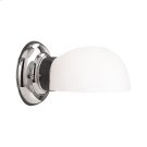 Edison Collection Bath and Vanity - Polished Nickel Product Image