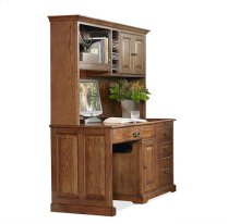 Hutch #8959 Warm Oak finish-Floor Sample-**DISCONTINUED**