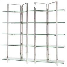 Elton Shelves  Clear