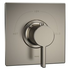 Legato® Thermostatic Mixing Valve Trim - Brushed Nickel