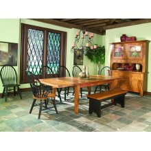Rustic Traditions China Hutch