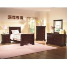 Versaille Twin/Twin Bunk - Desk Product Image