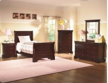 Versaille Twin/Twin Bunk - Hutch