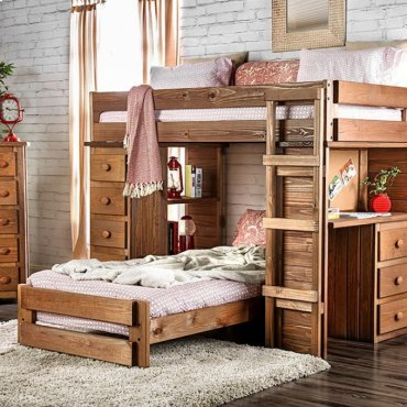 Beckford Twin/twin Loft Bed