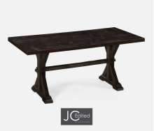 """72"""" Solid Dark Ale Dining Table"""