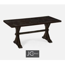 "72"" Solid Dark Ale Dining Table"