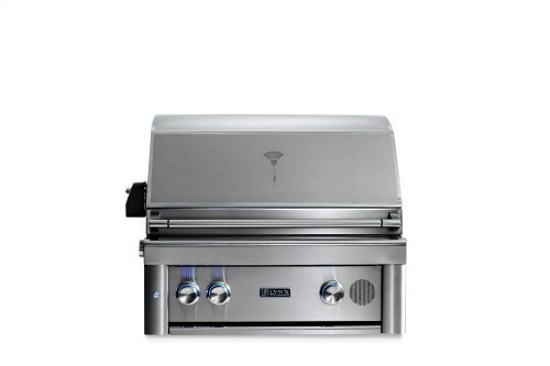 "30"" Lynx Professional Built In Smart Grill with Rotisserie, NG"