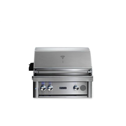 """30"""" Lynx Professional Built In Smart Grill with Rotisserie, NG"""