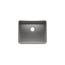 """J7® 003929 - undermount stainless steel Kitchen sink , 21"""" × 17"""" × 10"""""""