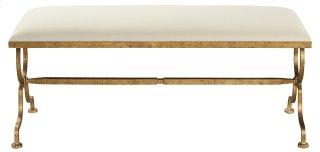 Gilbert Bench, Large - 45w x 17.5d x 19h