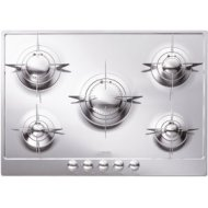 "30"" ""Renzo Piano Design"" Gas Cooktop Full stainless steel body"