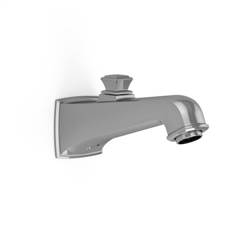Connelly Diverter Tub Spout - Polished Chrome Finish