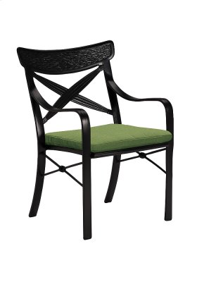 Chimaya Dining Chair with Seat Pad