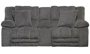 CATNAPPER 62009 Branson Power Lay-Flat Reclining Sofa With Extended Ottoman