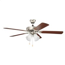 "52"" Basics Premier Collection 52 Inch Kichler Basics Premier Ceiling Fan NI7"