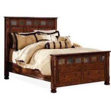 Santa Fe Queen Bed w/ Storage