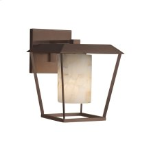 Patina Large 1-Light Outdoor Wall Sconce
