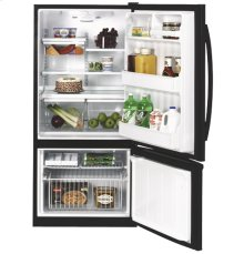 GE® ENERGY STAR® 18.1 Cu. Ft. Bottom-Freezer Door Refrigerator