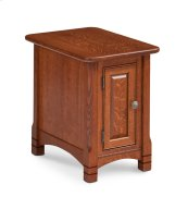 West Lake Cabinet Chair Side Table