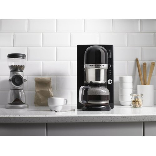 Pour Over Coffee Brewer - Onyx Black