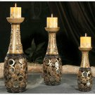 3 PC. CANDLE HOLDER SET Product Image