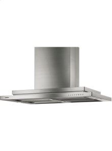 Island hood AI 200 702 Stainless steel Width 39 1/4 '' (100 cm) Air extraction/recirculation