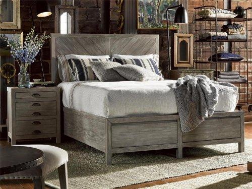 Biscayne Bed (Queen)