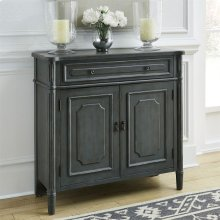 1 Drawer 2 Door Accent Cabinet