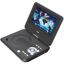 "9"" TFT LCD Swivel-Screen Portable DVD Player"