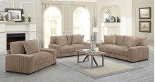 Big Chill Tan Sofa, Love, Chair, U2247
