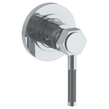 """Wall Mounted Thermostatic Shower Trim, 3 1/2"""" Dia."""