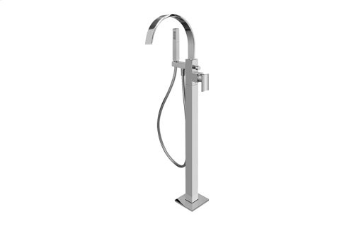 Sade Floor-Mounted Tub Filler
