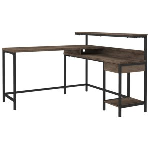 Ashley FurnitureSIGNATURE DESIGN BY ASHLEYL-Desk with Storage