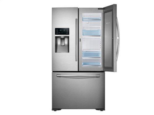 23 cu. ft. Counter Depth 3-Door Food ShowCase Refrigerator