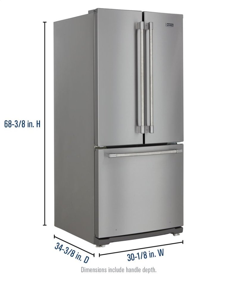 Mff2055frz In Fingerprint Resistant Stainless Steel By Maytag In
