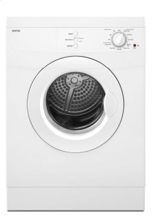 3.8 cu. ft. Compact Electric Dryer with GentleBreeze Drying System