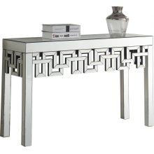 "Aria Console Table - 48"" W x 15.5"" D x 30"" H"