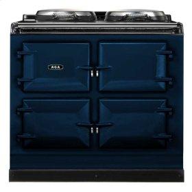 Dark Blue AGA Total Control 3-Oven