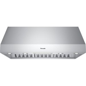 54-Inch Professional Wall Hood with 27-Inch Depth PH54GS