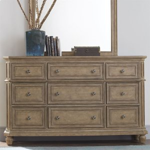 Liberty Furniture Industries9 Drawer Dresser