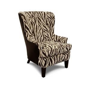 England Furniture Leather Leif Chair 4544l
