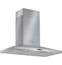 36' Pyramid Canopy Chimney Hood 500 Series - Stainless Steel