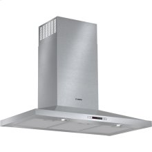 "HCP36651UC 36"" Pyramid Canopy Chimney Hood 500 Series - Stainless Steel"