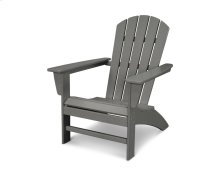 Slate Grey Nautical Adirondack Chair