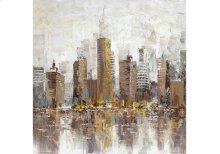 59467  City In Metal By Tai Sanders