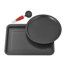 Ballarini cookin'Italy Pizza Pan Set