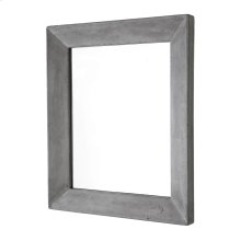 Small Portola Mirror in Ash