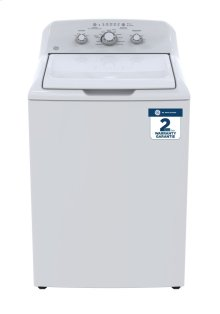 GE 4.4 c.f. (IEC) Stainless Steel basket washer.