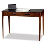 Obsidian Writing/Computer Desk - Chestnut Finish #11111 Product Image